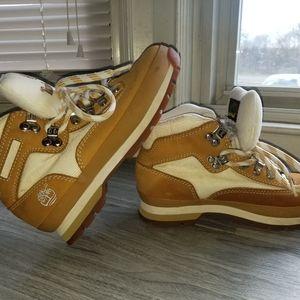 Women's Timberland Boots Size 6.5